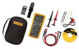 Fluke 3000FC/EDA2 Electronics multimeter and deluxe accessory kit
