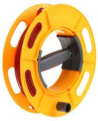 Fluke  Cable Reel 50M RD 50M Red, Ground/Earth Cable Reel, 50M Wire