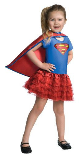 Supergirl Dress up Costume- Child