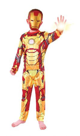 Iron Man 3 Costume-Child