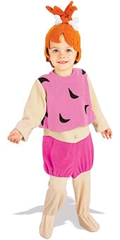 The Flintstones Pebbles Costume-Child