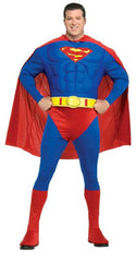 Deluxe Muscle Chest Superman - Plus size