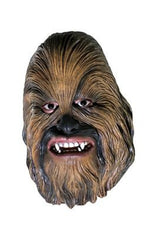 3478-Chewbacca-3/4-Mask-Child-CostumesNQ-Rubies