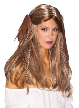Pirate Wench Wig- Adult
