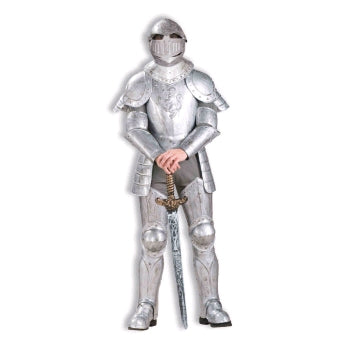 Knight in Shining Armour Costume-Adult