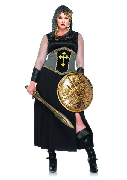 Joan of Arc Plus Size