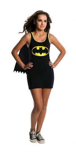 Batgirl Teen Tank Dress