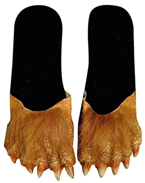 Billy Bob Monster Werewolf Feet-Adult
