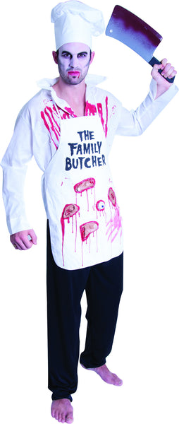 The Family Butcher Apron