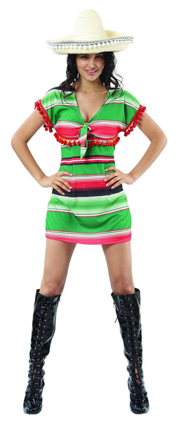 Mexican Dress - Adult