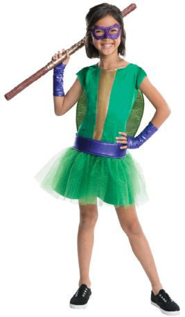 Teenage Mutant Ninja Turtle Donatello Deluxe Tutu