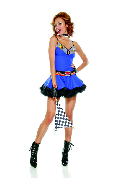Fast Lane Racer Dress