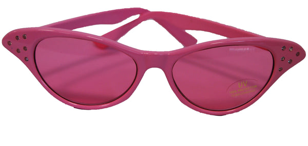 Edna Pink Glasses - Tinted Lens