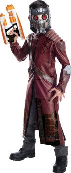 Guardian Of The Galaxy- Deluxe Child's Starlord Costume