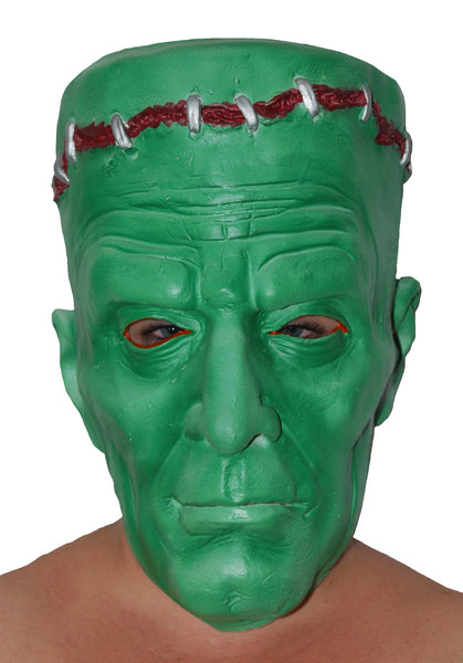 Rubber Frankenstein Mask