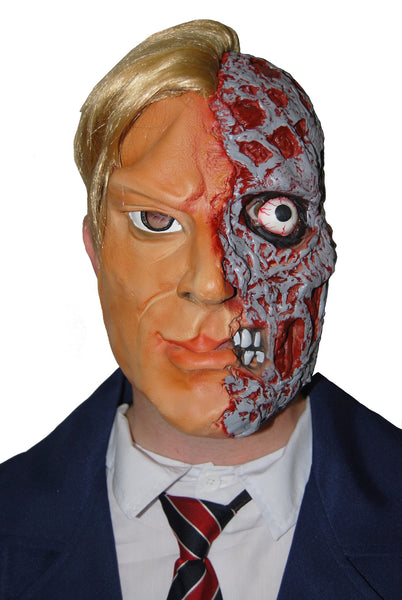 Harvey Dent Two-Face Mask-Adult