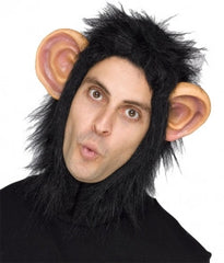 Man-or-Beast-Hood-Chimp-HE93343C-Adult-Sweidas-Costumes NQ