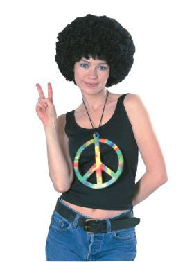 Oversized Peace Sign