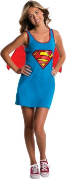 Supergirl Teen Tank Dress