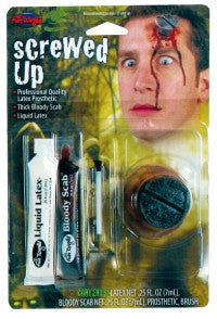 Victim Makeup FX Kit- Screwed Up