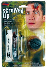 Victim-Makeup-FX-Kit- Screwed-Up-MU9566SC