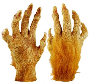 Billy Bob Monster Werewolf Hands-Adult