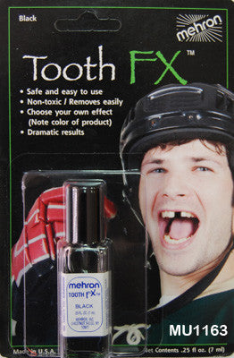 Mehron Tooth FX Black Out