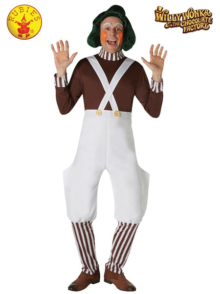 Oompa Loompa Deluxe Costume-ADULT