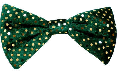 St Patricks Day Bow Tie