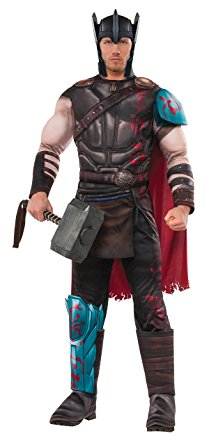 Thor Gladiator Deluxe Costume-Adult