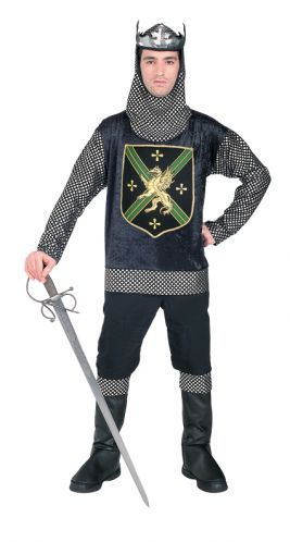 Warrior King Costume-Adult