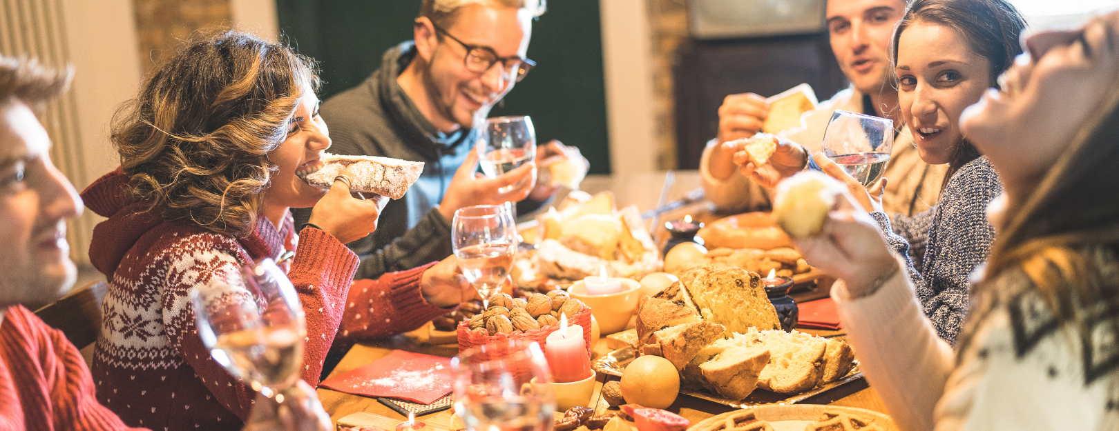 Fall wine pairing party
