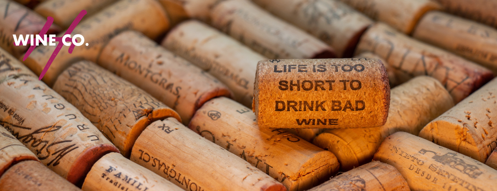 Why you should drink good wine