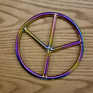 Shibari Ring: Peace