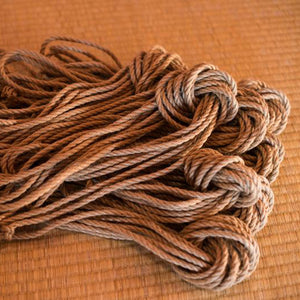 Untreated Ogawa Jute Rope (1 Rope)