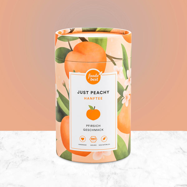 JUST PEACHY  - foodsbest