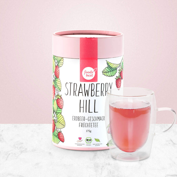 STRAWBERRY HILL Tee - foodsbest