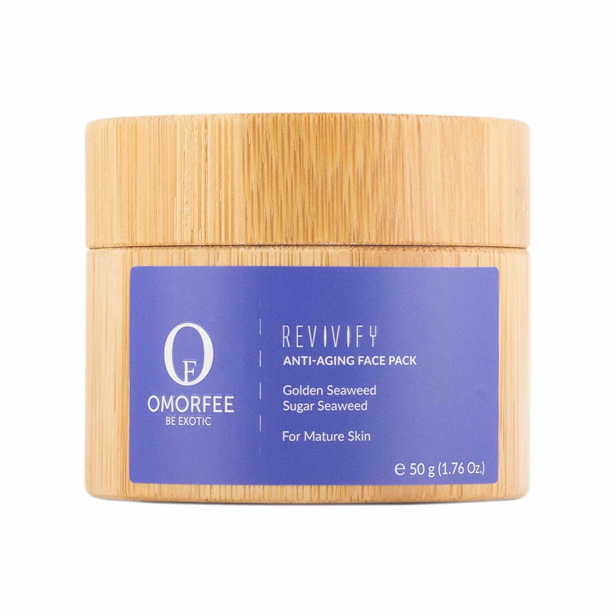 Revivify Anti Aging Face Pack