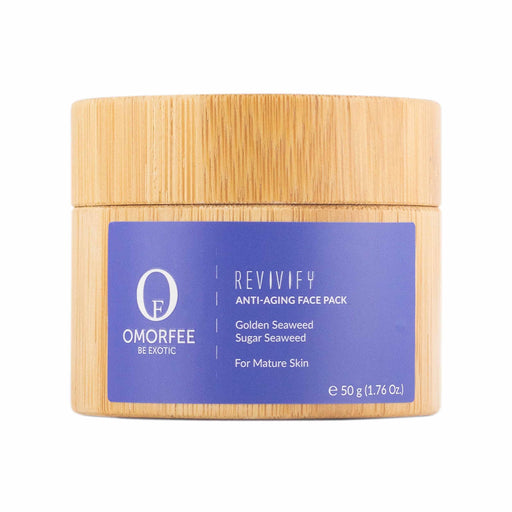 omorfee-revivify-anti-aging-face-pack-organic-face-mask