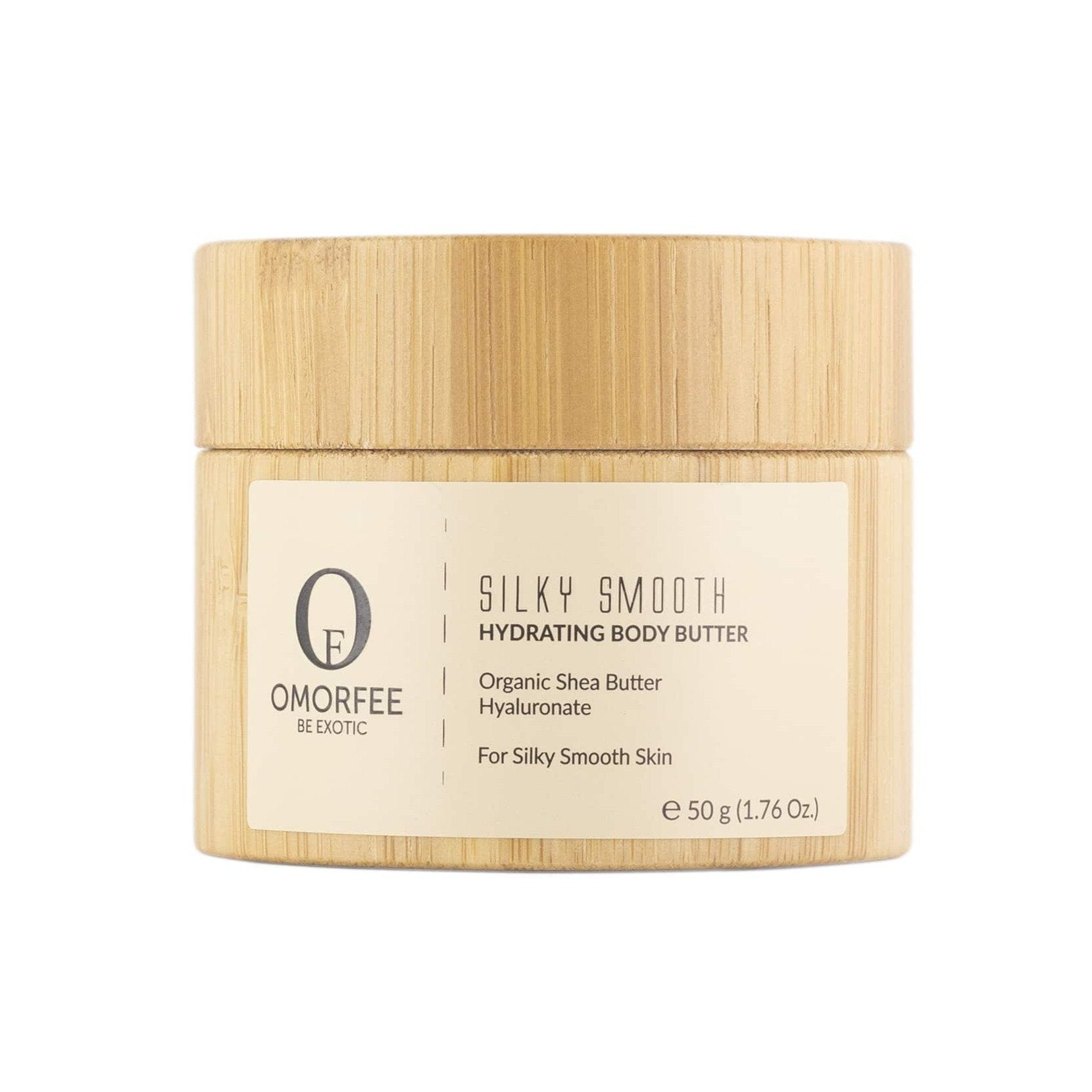 Silky Smooth Hydrating Body Butter