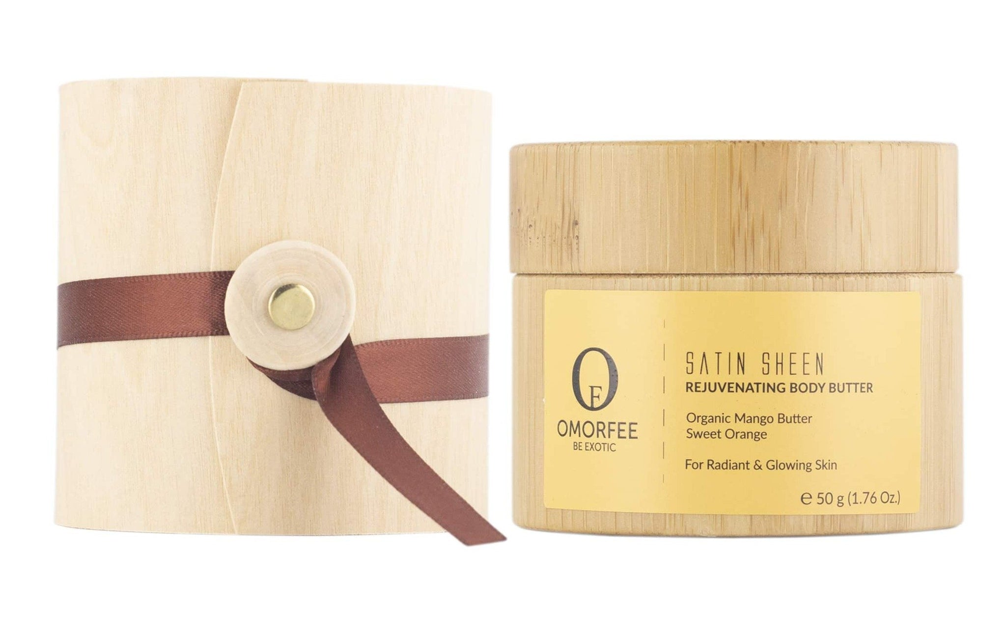 Satin Sheen Rejuvenating Body Butter