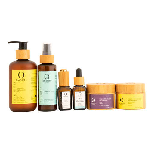 omorfee-facial-pre-wedding-essential-kit-organic-cleansing-milk-organic-face-toner-organic-facial-oil