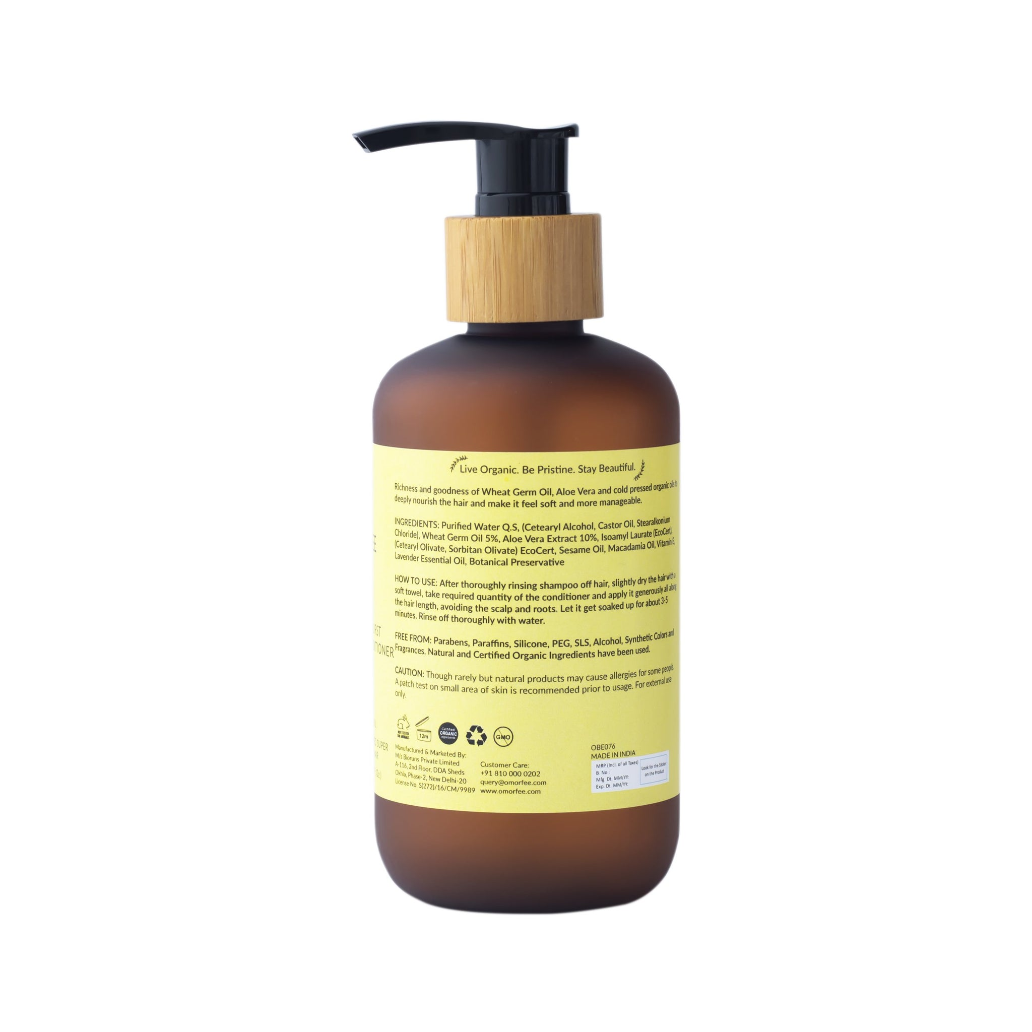 Citrusy Burst Hair Conditioner