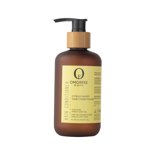 omorfee-citrusy-burst-hair-conditioner-best-organic-hair-conditioner-conditioner-for-oily-hair-best-conditioner-for-oily-hair
