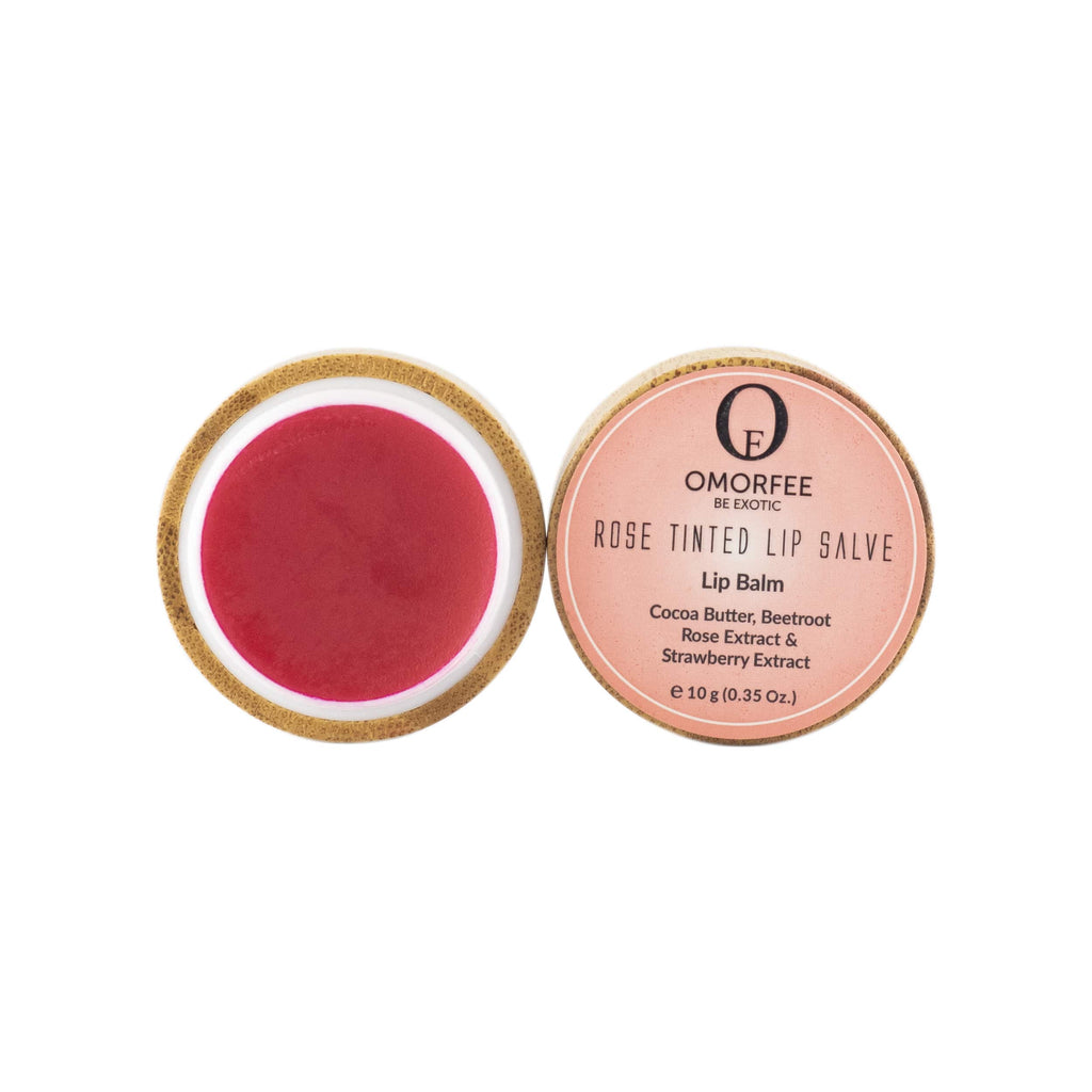 omorfee-rose-tinted-lip-salve-long-lasted-tinted-lip-balm