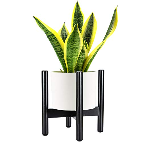 ULG478-12 Black Plant Stand P1-us