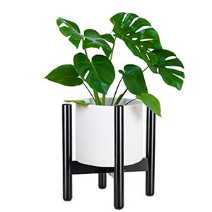 ULG475-10 Black Plant Stand P1-us