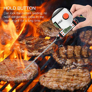 Meat Thermometer Digital Instant Read for Kitchen
