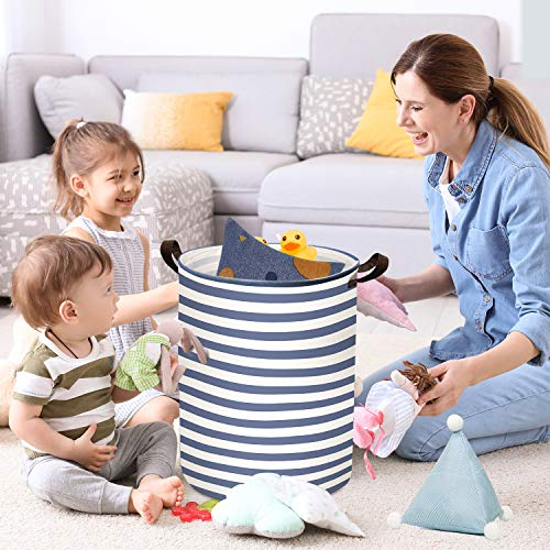 "21.65"" 76.16L Large Laundry Basket 10 Patterns"