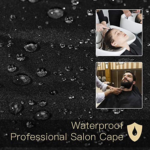 "Professional Barber Cape 1 Pack - 67"" x 55"""